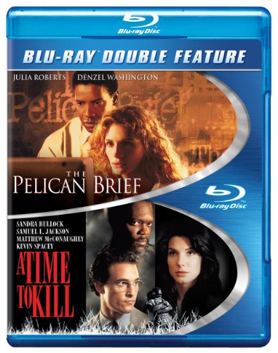 Bd Double Pack Time To Kill + The Pelican Brief [Blu-ray]