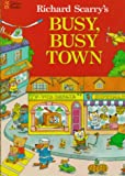 Busy, Busy Town (Giant Little Golden Book)
