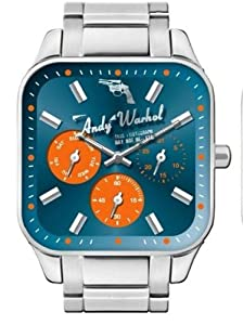Andy Warhol Andy146 The Fifteens Mens Watch [Watch] andy warhol