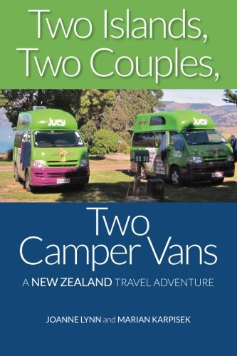 Two Islands, Two Couples, Two Camper Vans: A