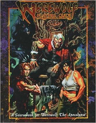 Werewolf Players Guide 2nd Ed (Werewolf: The Apocalypse)