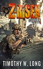 Outbreak (Z-Risen Series Book 1)