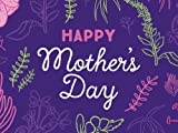 Amazon Gift Card - Email - Floral Mothers Day