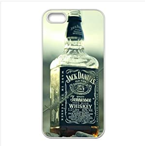 jack daniels logo tpu covers cases accessories for apple iphone 5 5s cell phones. Black Bedroom Furniture Sets. Home Design Ideas