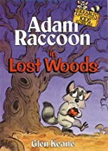 Adam Raccoon in Lost Woods