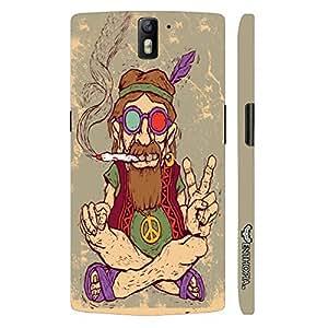 Oppo Find 7 Ganja Babe designer mobile hard shell case by Enthopia