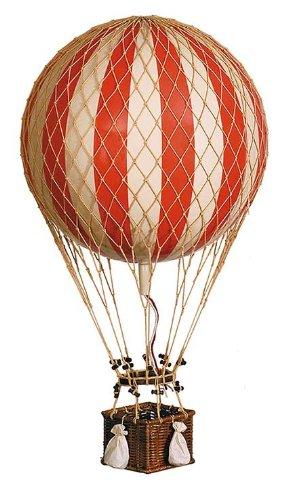 Jules Verne Hot Air Balloon