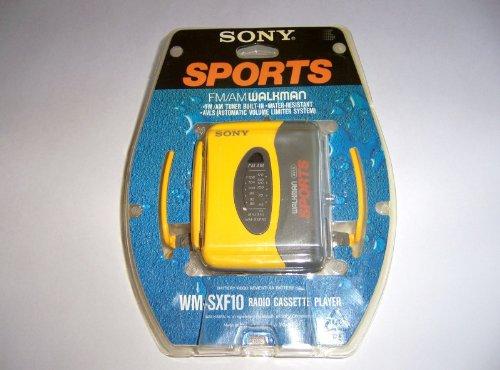 SONY Cassette Player (WM-SXF10)
