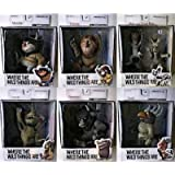 Where the Wild Things Are Figure Set of 7 Including Max & Goat Boy, Tzippy, Aaron, Bernard, Moishe, and Emil.