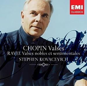 Chopin/Ravel-Valses Nobles et Sentimentales