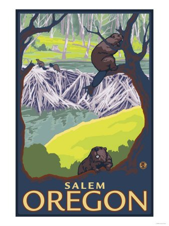 Beaver Family, Salem, Oregon