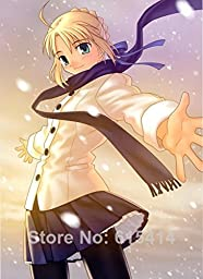 Anime family 533 Fate Stay Night Saber - Japan Anime Cute Art 24\