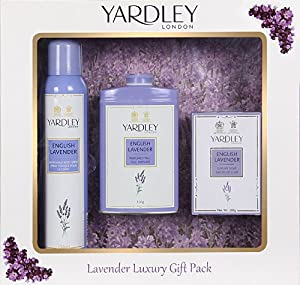 Yardley Lavender Luxury Gift Pack