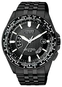 Citizen Men's ECO WR200 SSB BRAC Black CB0025-56E