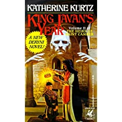 King Javan's Year (Heirs of Saint Camber, Vol 2) by Katherine Kurtz