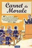 echange, troc Marie-Paule Zierski, Henri Mérou, Clive Lamming, Anne Pélissier - Carnet de Morale