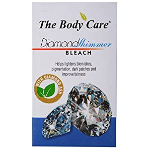 The Body Care Diamond Sheemer Bleach 50grams