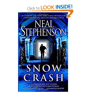 Snow Crash (Bantam Spectra Book) by