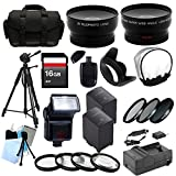 The Deluxe Accessory Bundle for Canon XA10 Pro HD Camcorder