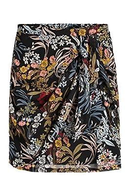 edc by Esprit Women's 056cc1d001-Geknotet Skirt