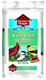 Wagners 53002 Farmers Delight Wild Bird Food, With Cherry Flavor, 10-Pound Bag