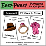 Portuguese Lesson 8: Clothes, Shoes,...