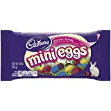 Cadbury Easter Royal Dark Chocolate Candy Coated Mini Eggs, 10-Ounce Packages (Pack of 4)