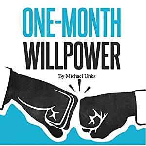 One-Month Willpower Audiobook