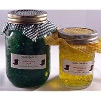 Frankincense & Myrrh Handmade Smelly Jellie (2-pack)