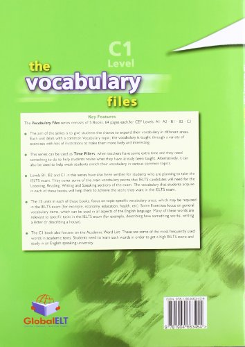 Vocabulary Files C1 Ielts Sb