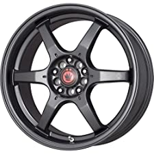 Konig Matt Black Wheel (17×7.5″/5×114.3mm)