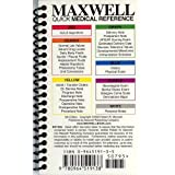 Maxwell Quick Medical Reference ~ Robert W. Maxwell