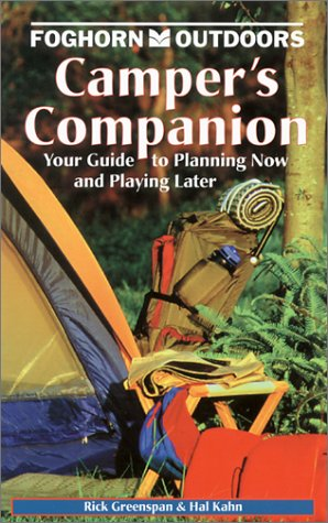 Foghorn Outdoors Camper's Companion: Your Guide to Keeping It Simple and Fun (Campers Companion compare prices)