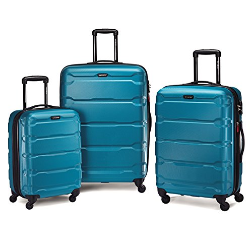 Samsonite Omni Hardside 3-piece Nested Set Blue (Samsonite Trolley compare prices)