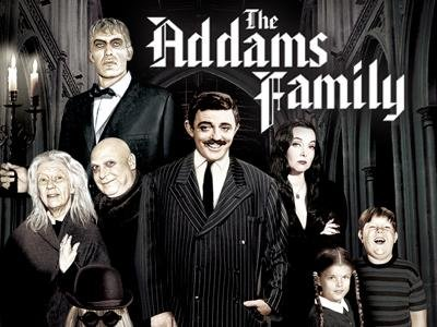 Amazon com The Addams Family The Addams Family 3