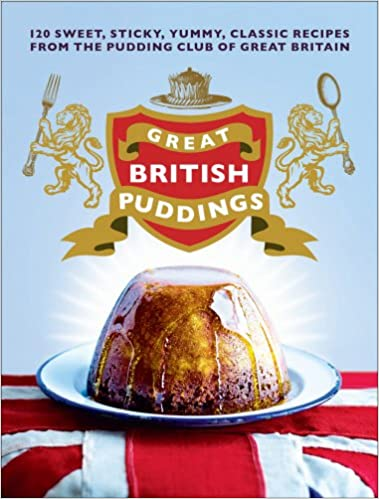 Great British Puddings | amazon.com