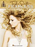 Taylor Swift Fearless Guitar Recorded Versions With Tab Book Various