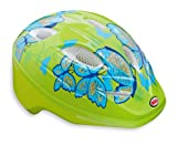 Bell Splash pale green/light blue butterflies graphic edition Child Helmet