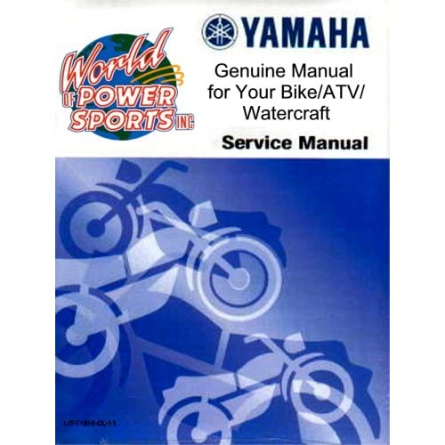 Contents contributed and discussions participated by jeff harrison free yamaha atv manual fandeluxe Image collections
