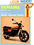 Yamaha RD400 Twin Owners Workshop Man...