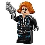 Lego Marvel Super Heroes Black Widow Minifigure 2015