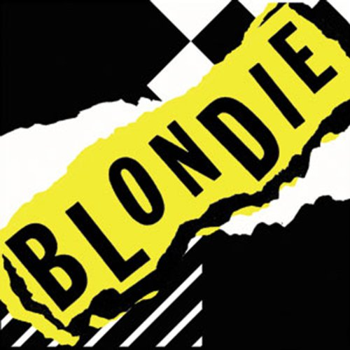 Licenses Products Blondie Torn Paper Logo Magnet - 1