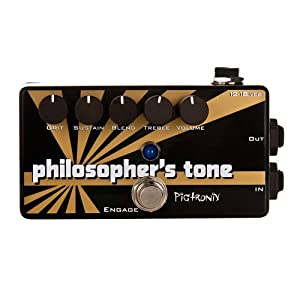 Dweezil Zappa and the Pigtronix Philosopher's Tone Compressor / Sustainer