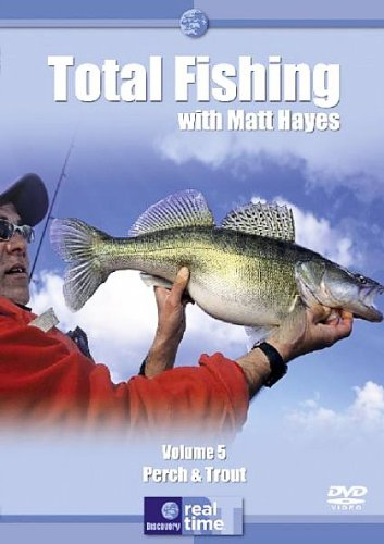 Total Fishing With Matt Hayes Vol 5 - Perch And Trout [DVD]
