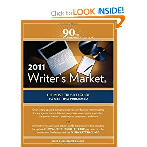 2011 Writer's Market: Robert Lee Brewer: Amazon.com: Books