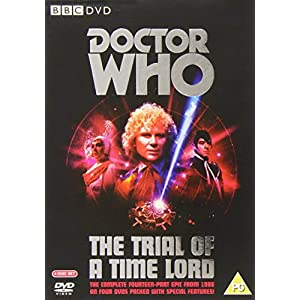 Doctor Who - The Trial of A Timelord [Import anglais]