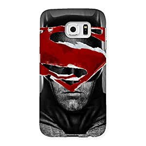 Ajay Enterprises Exant Forhead Back Case Cover for Samsung Galaxy S6