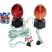 12v 3 In 1 Magnetic Towing Tow Light Kit...