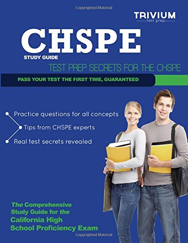 CHSPE Study Guide: Test Prep Secrets for the CHSPE
