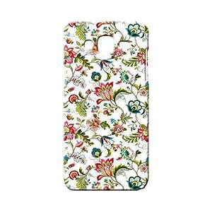 BLUEDIO Designer 3D Printed Back case cover for Samsung Galaxy A8 - G5820
